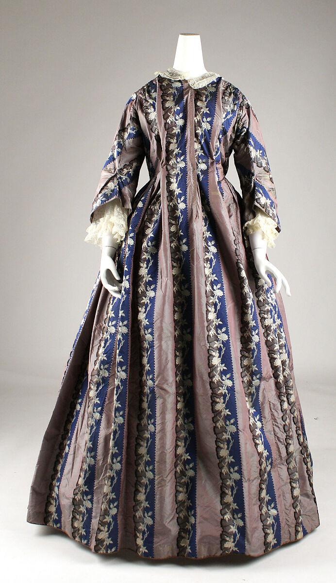 Dressing gown   American   The Met