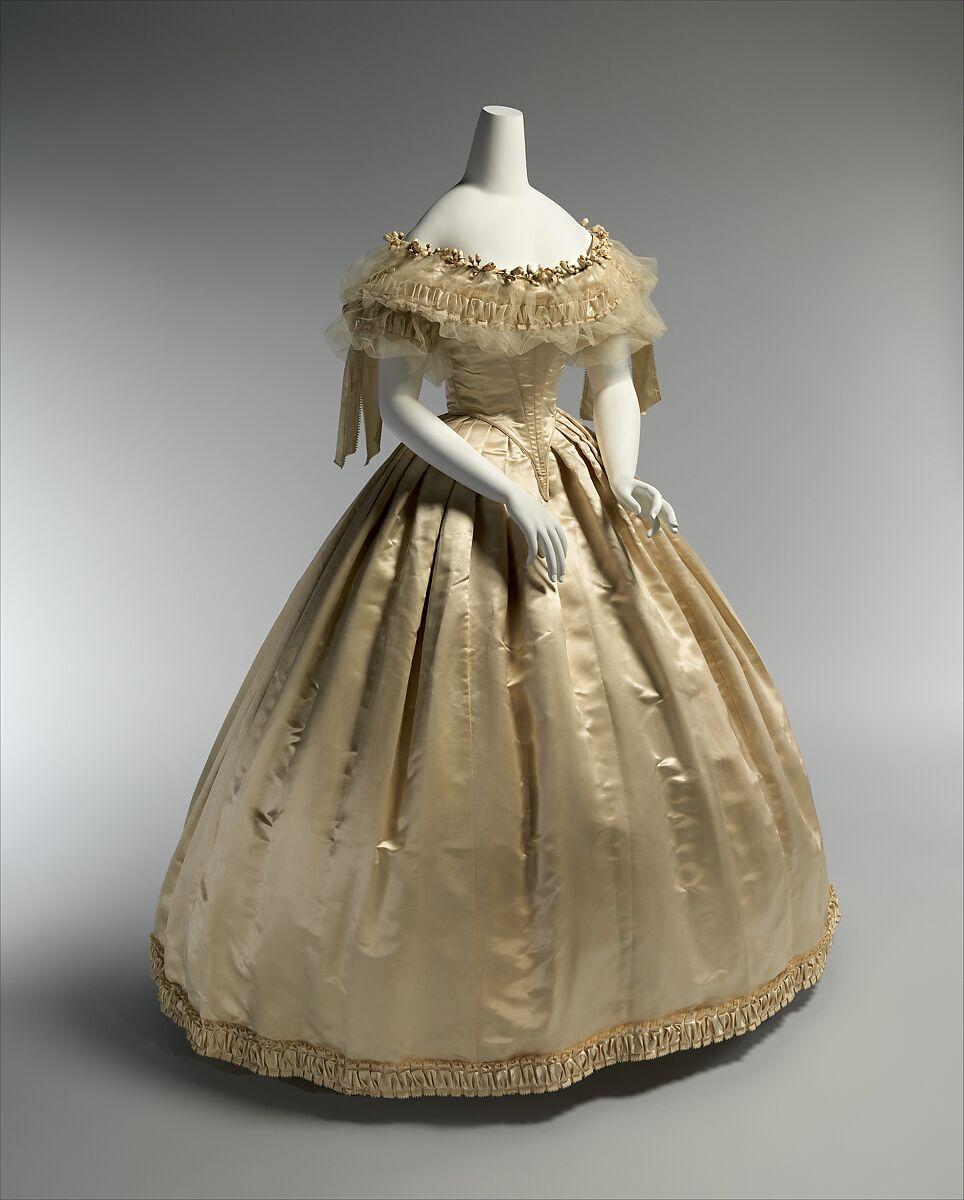 Wedding dress | American | The Met