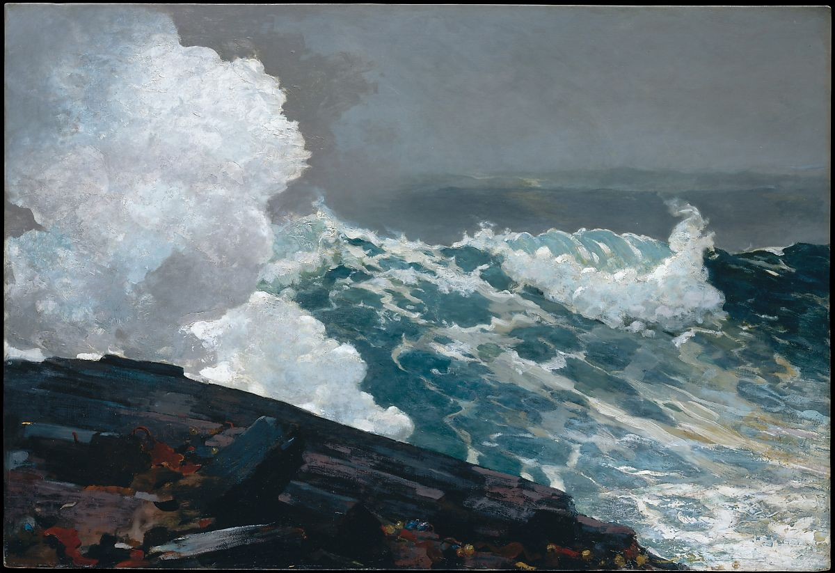 Winslow Homer | Northeaster | American | The Met