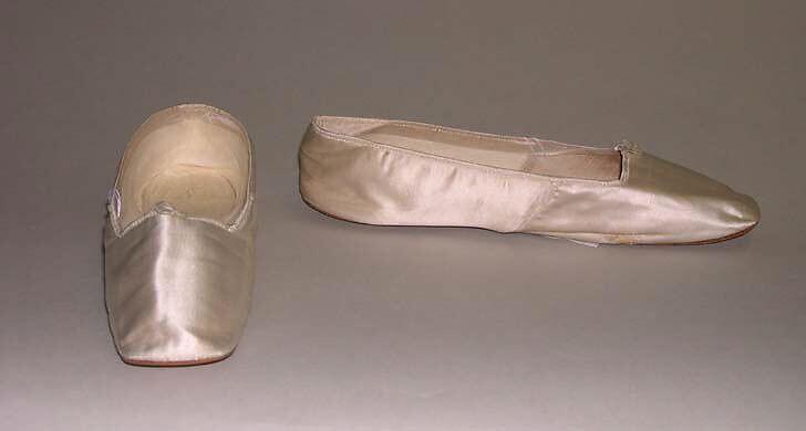 Slippers | American | The Met