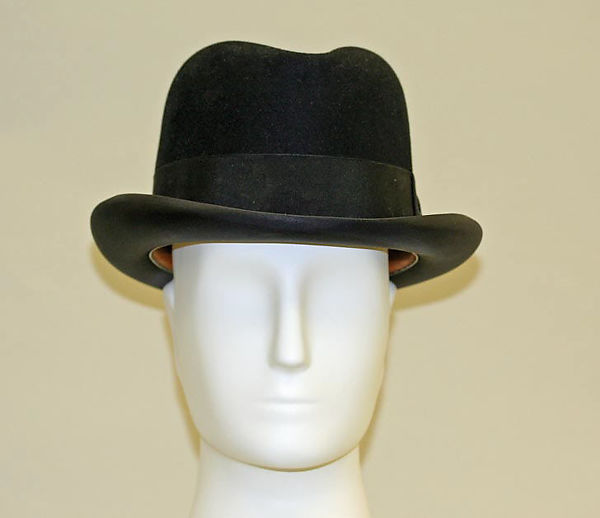 7ae10127 James Lock & Co. Ltd | Homburg | British | The Met