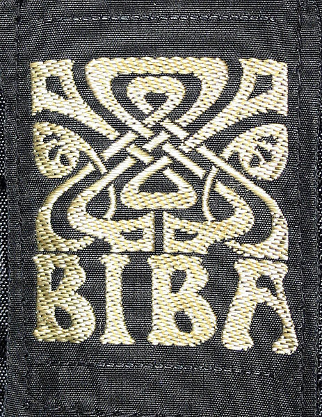 Biba label - the Costume Institute