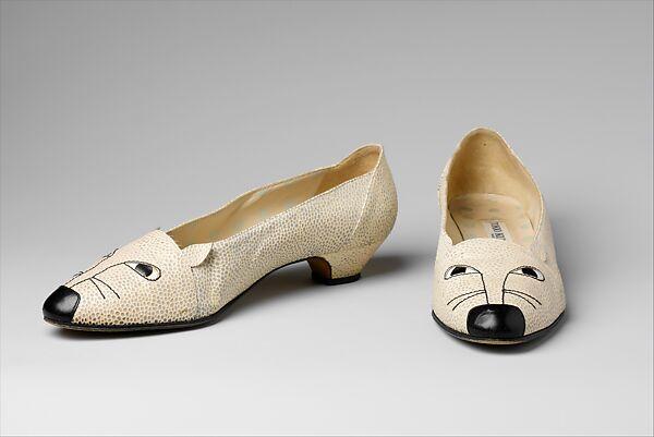 be3c242ef0989 Tokio Kumagaï | Shoes | French | The Met
