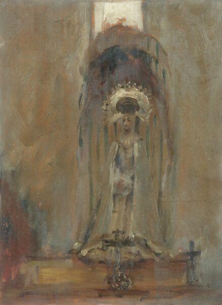 John Singer Sargent | A Spanish Madonna | American | The Met