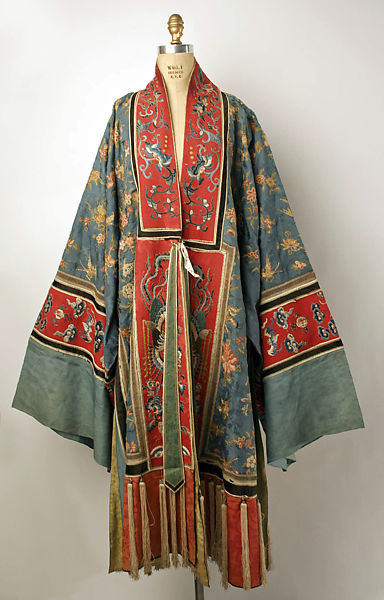 Robe Chinese The Met