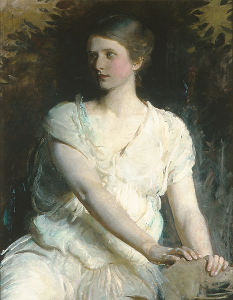Abbott H. Thayer   Young Woman   American   The Met