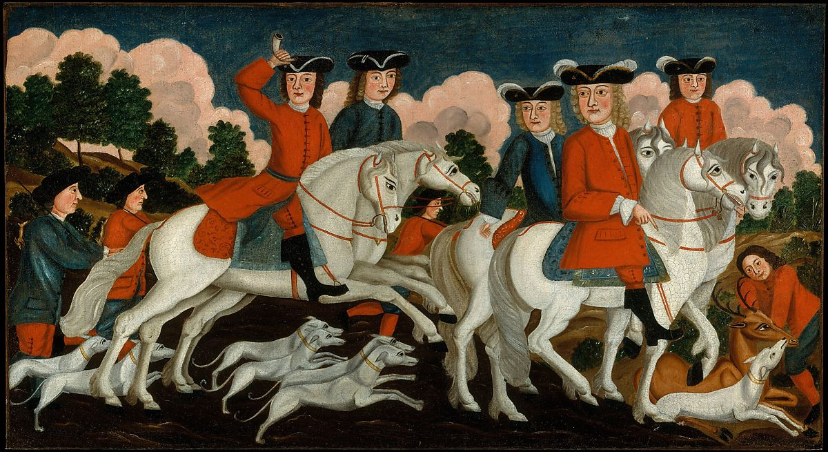 The Hunting Party—New Jersey | American | The Met