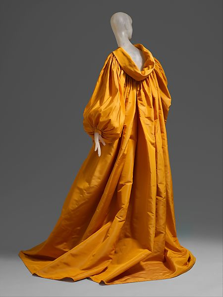 Abiti Da Cerimonia Yves Saint Laurent.Yves Saint Laurent Evening Ensemble French The Met