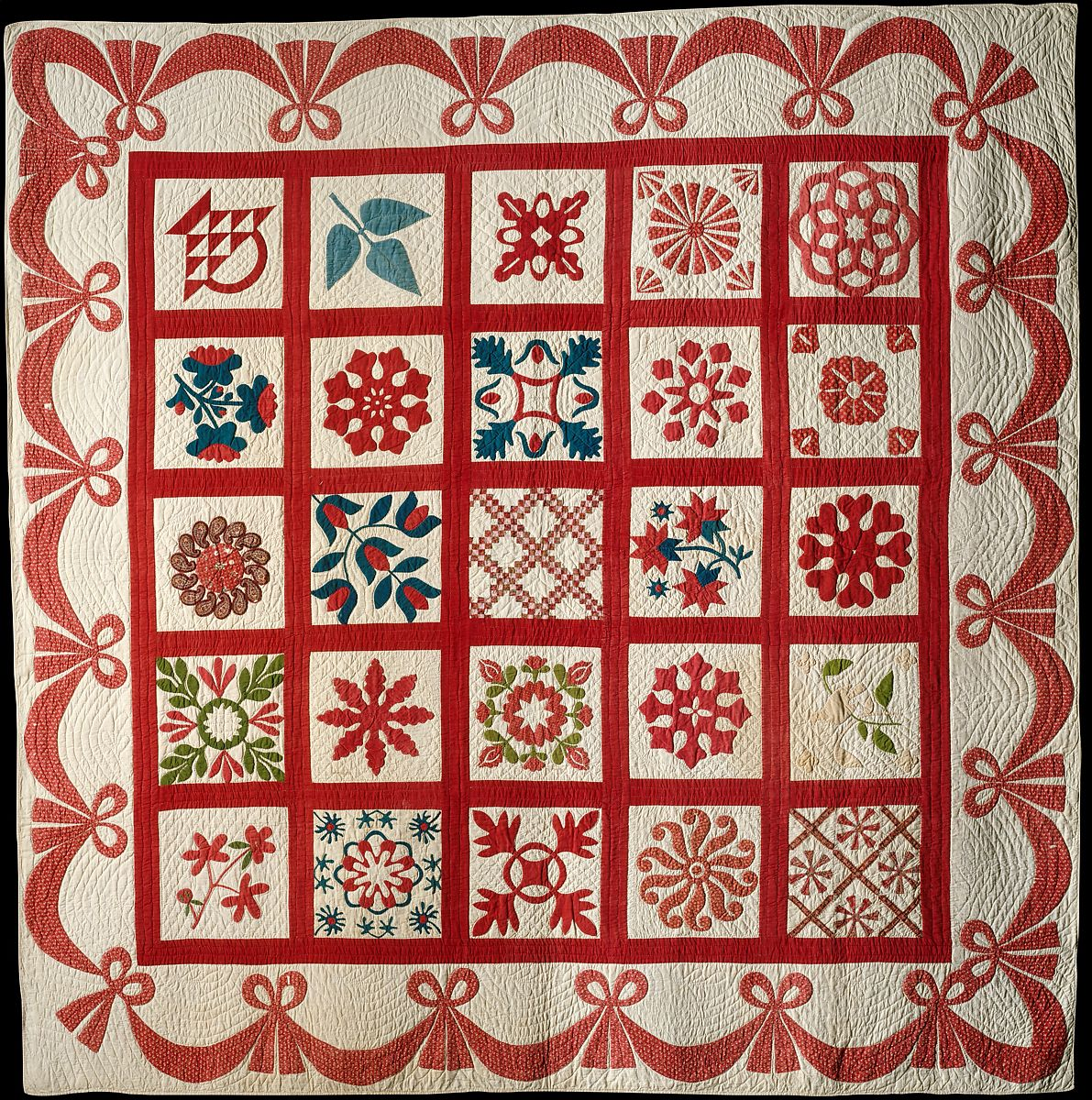 The Materials And Techniques Of American Quilts And Coverlets Essay The Metropolitan Museum Of Art Heilbrunn Timeline Of Art History