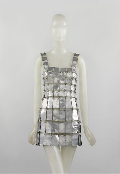 Paco Rabanne Dress French The Met