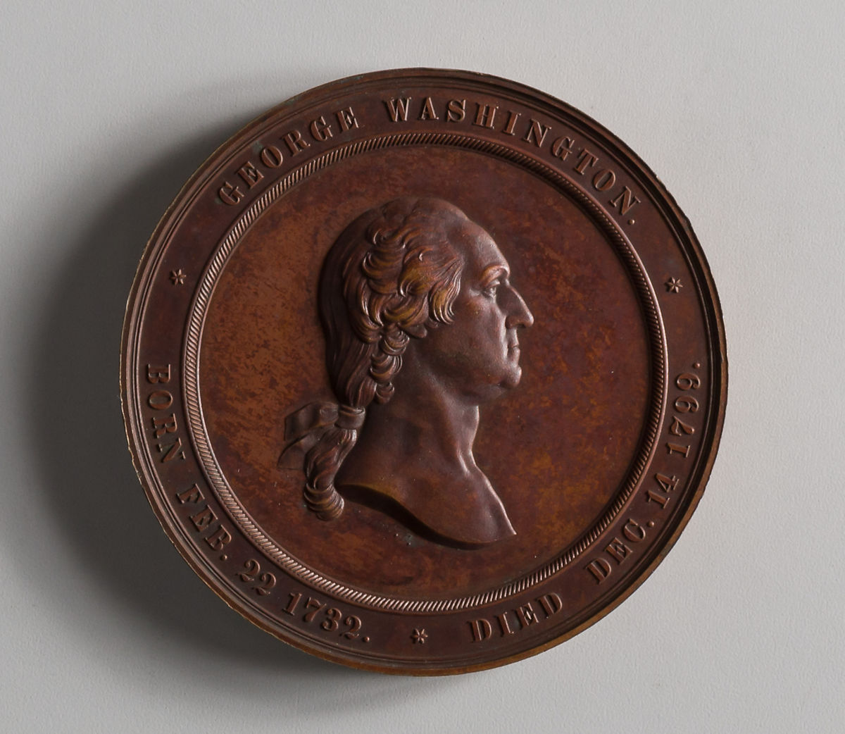 Anthony Paquet Inauguration Of The Washington Cabinet Of Medals