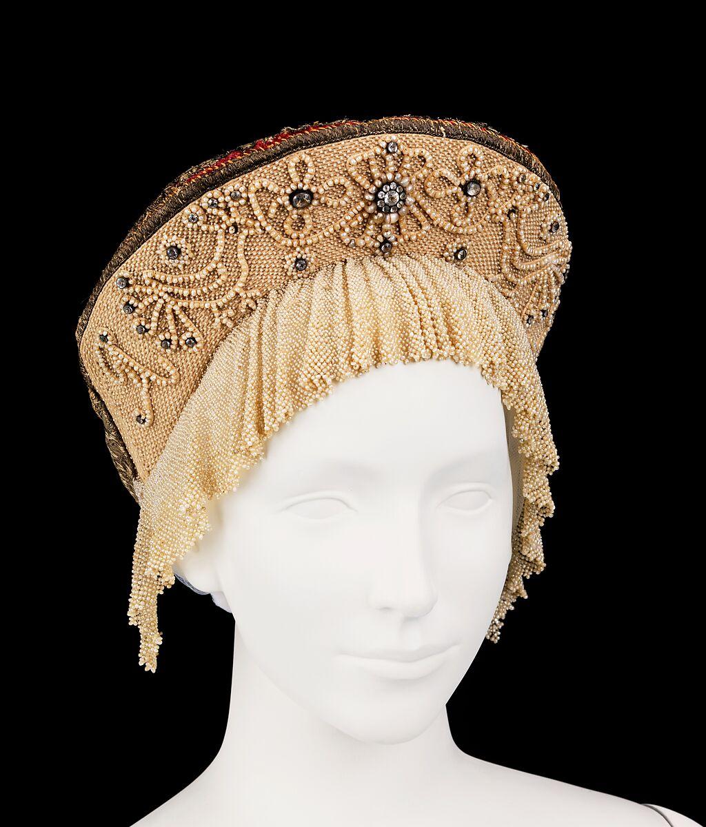 Headdress | Russian | The Met