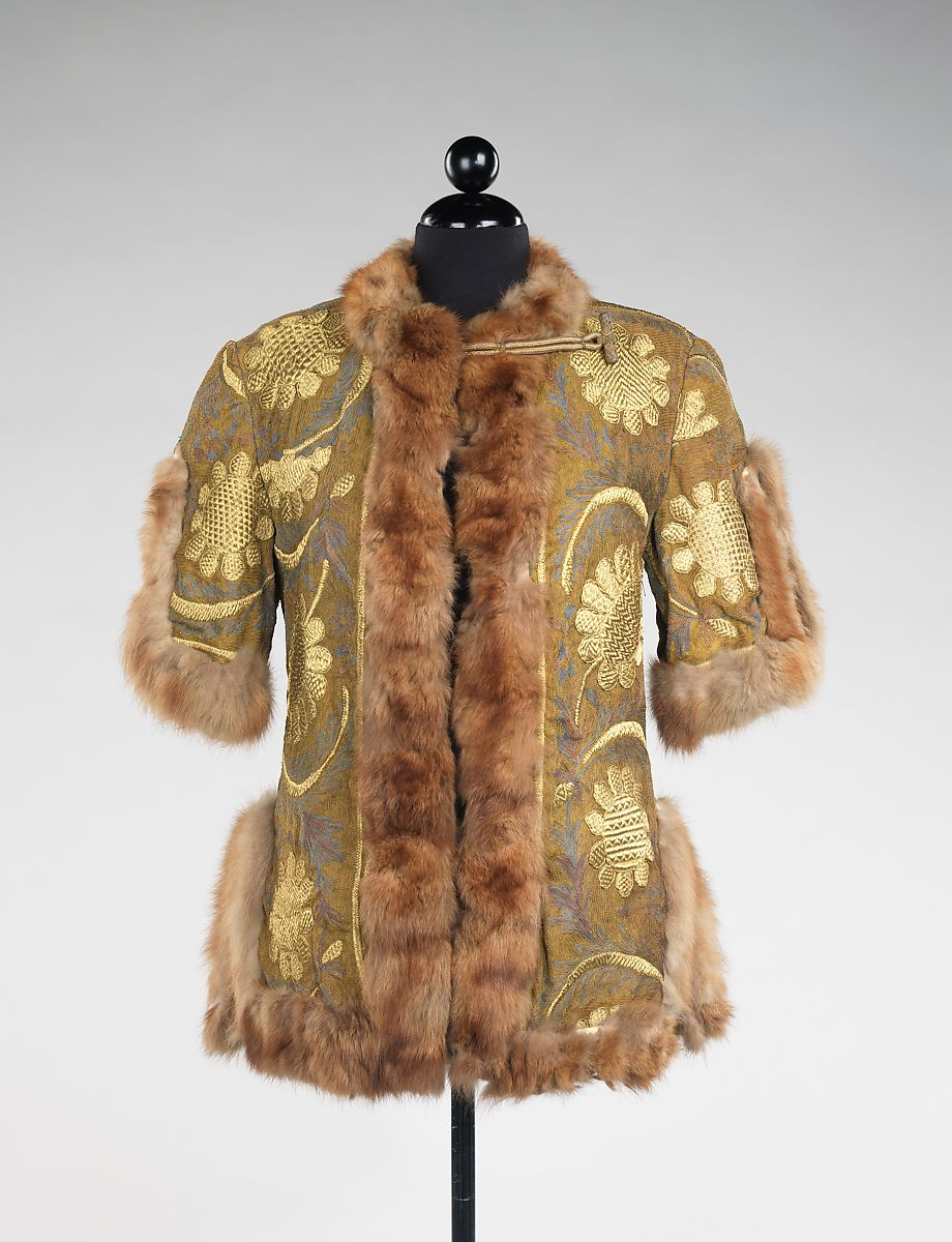 Jacket | probably Russian | The Met