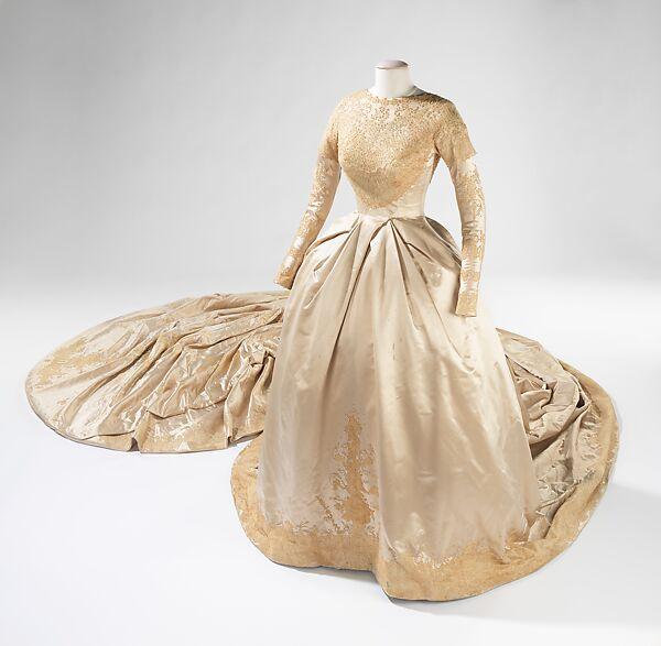 Kathryn Kuhn - Wedding dress - American - The Metropolitan Museum of Art