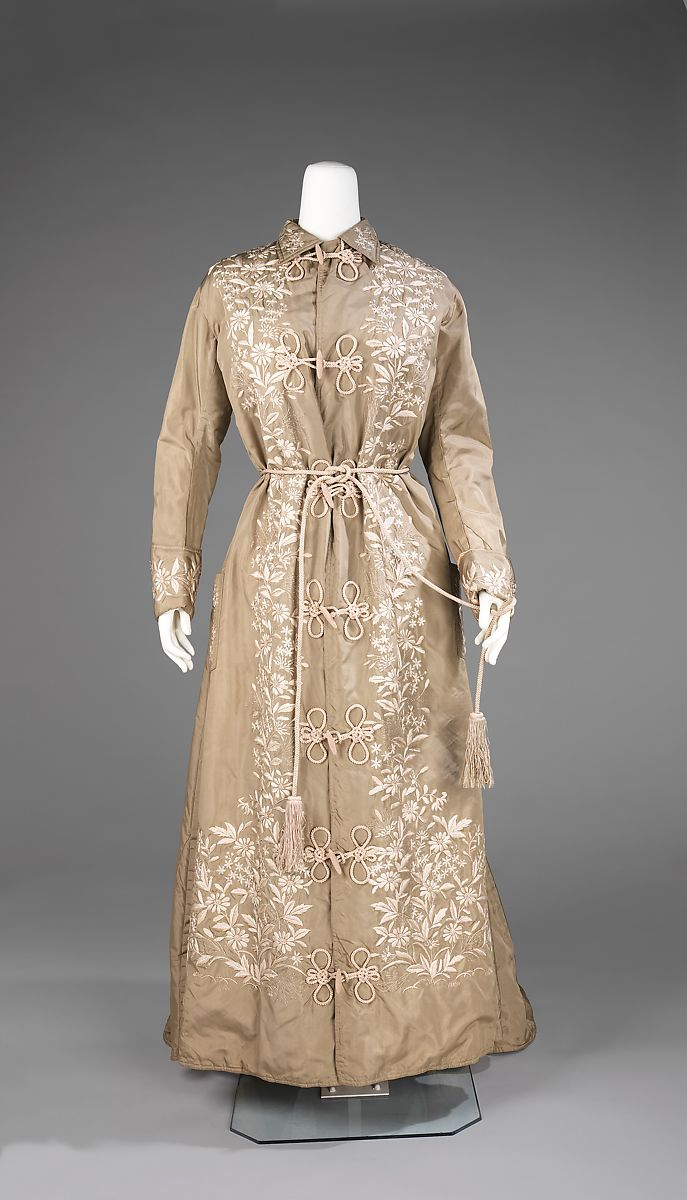Dressing gown | Japanese | The Met