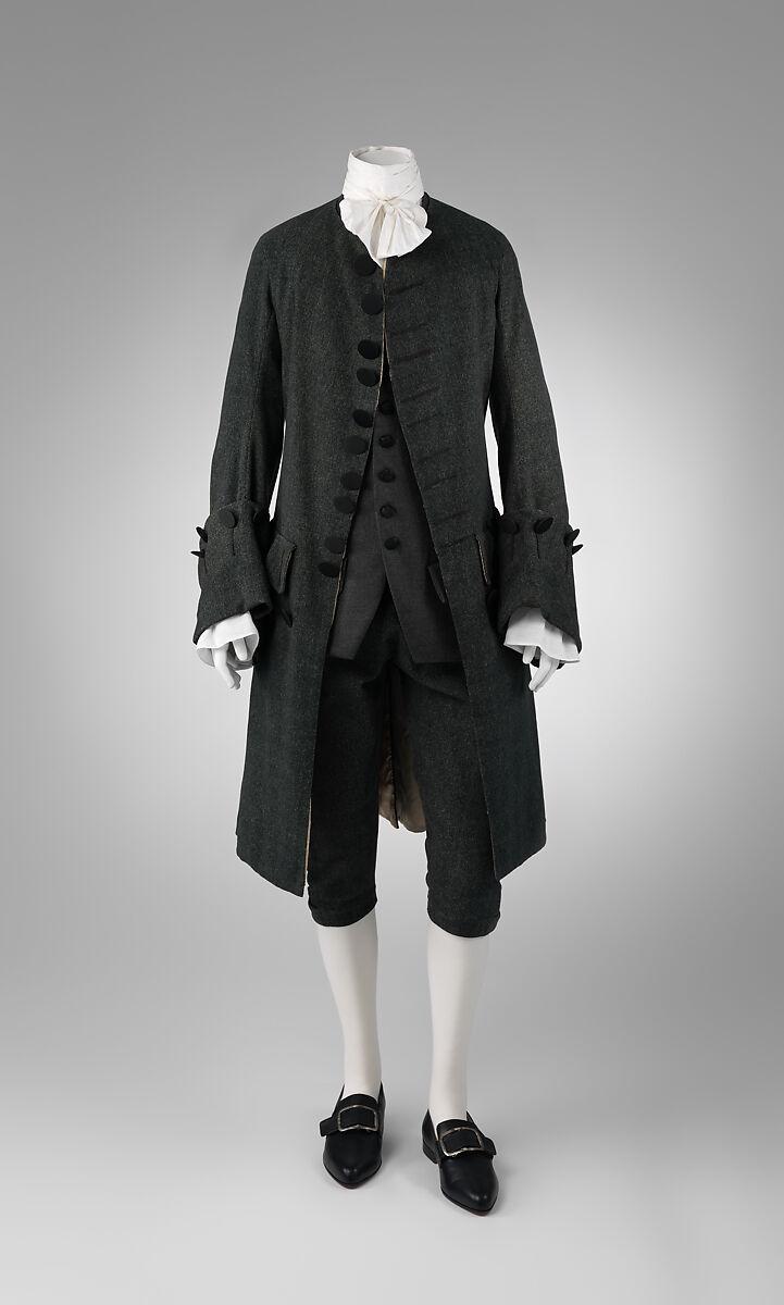 Suit   British   The Met