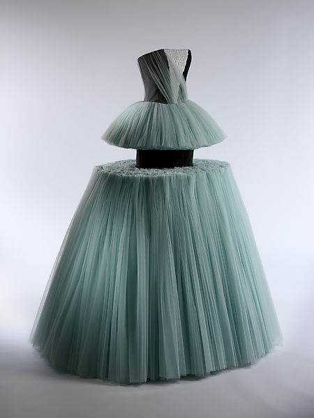 Viktor And Rolf Ball Gown Dutch The Met
