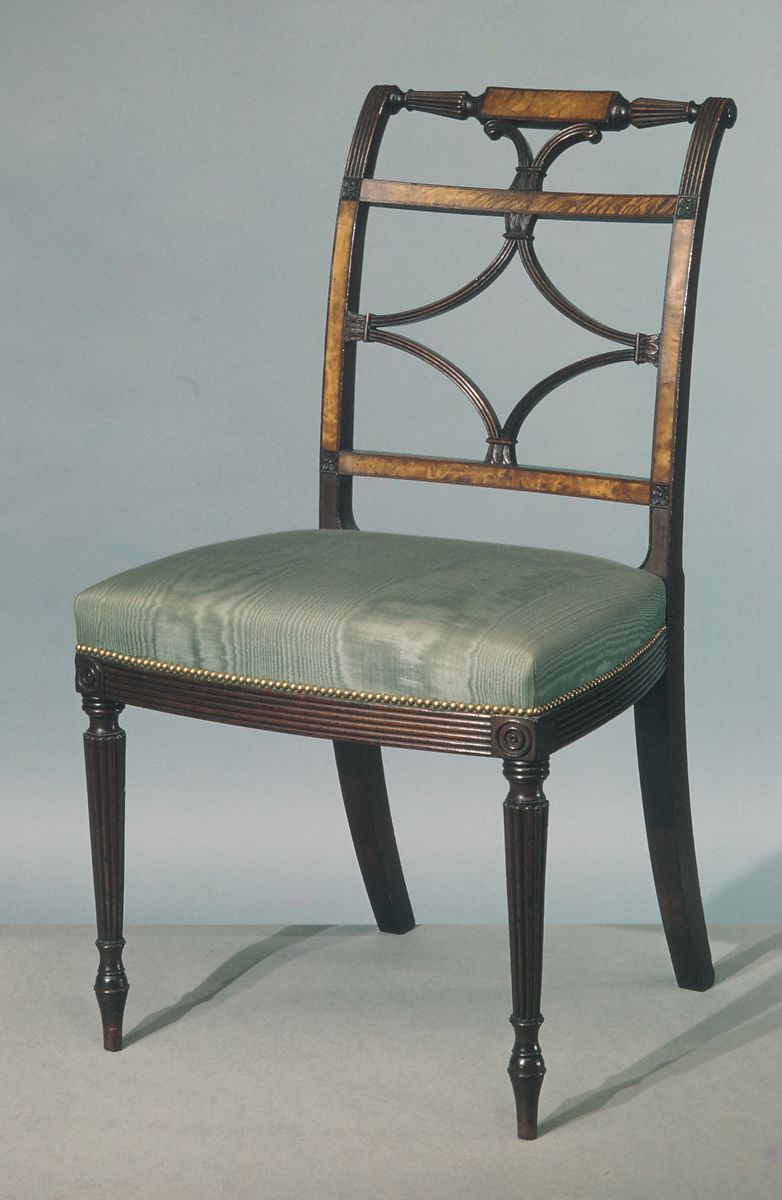 Attributed to Thomas Seymour | Side Chair | American | The Met