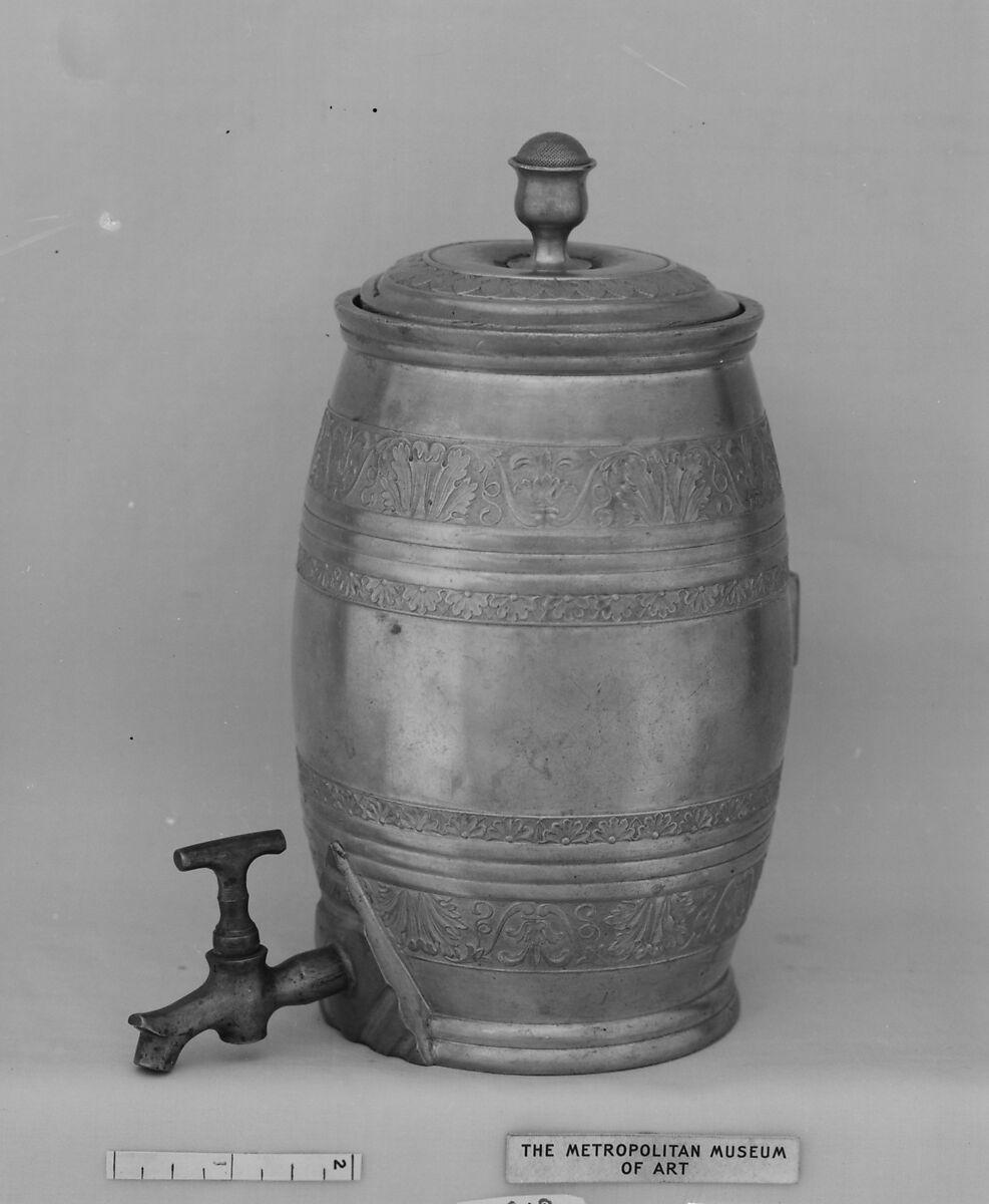 Lavatory or portable cistern   Flemish   The Met
