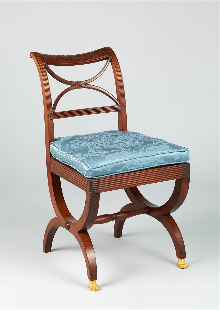 Side Chair 1791 1818 Attributed To Duncan Phyfe Scottish