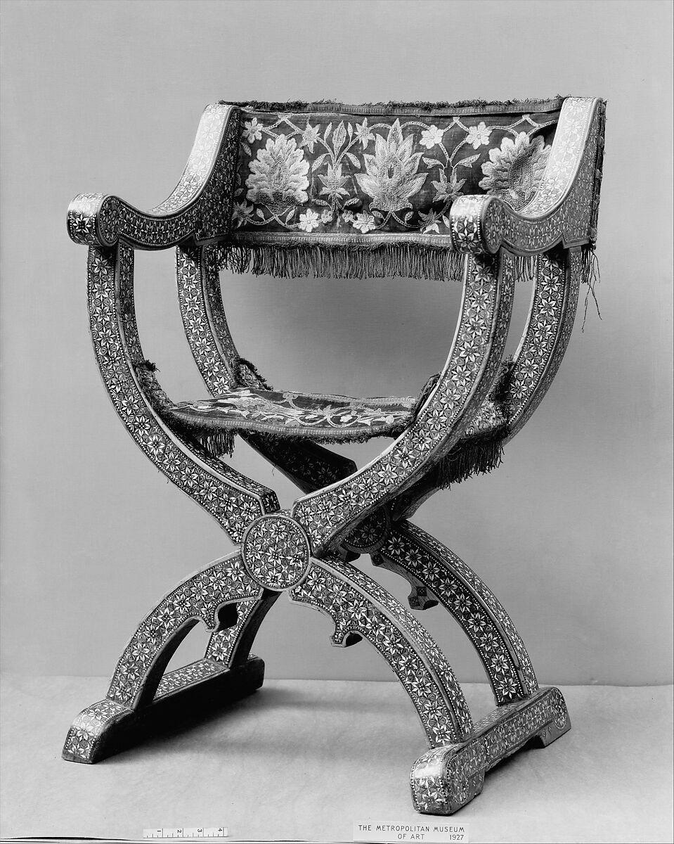 Hip joint armchair (sillón de cadera or