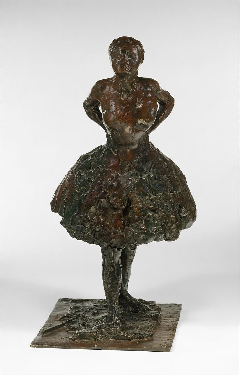 Spanish Dancer Bronze Sculpture Ballerina Second State Statue SALE Edgar Degas
