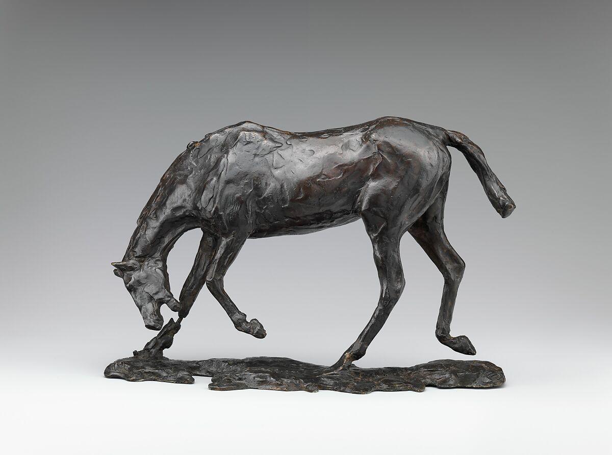 Edgar Degas 1834 1917 Bronze Sculpture Essay The Metropolitan Museum Of Art Heilbrunn Timeline Of Art History