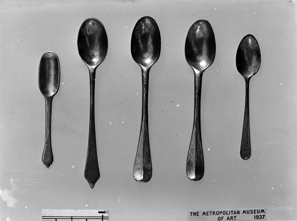 Snuff spoon | British | The Met