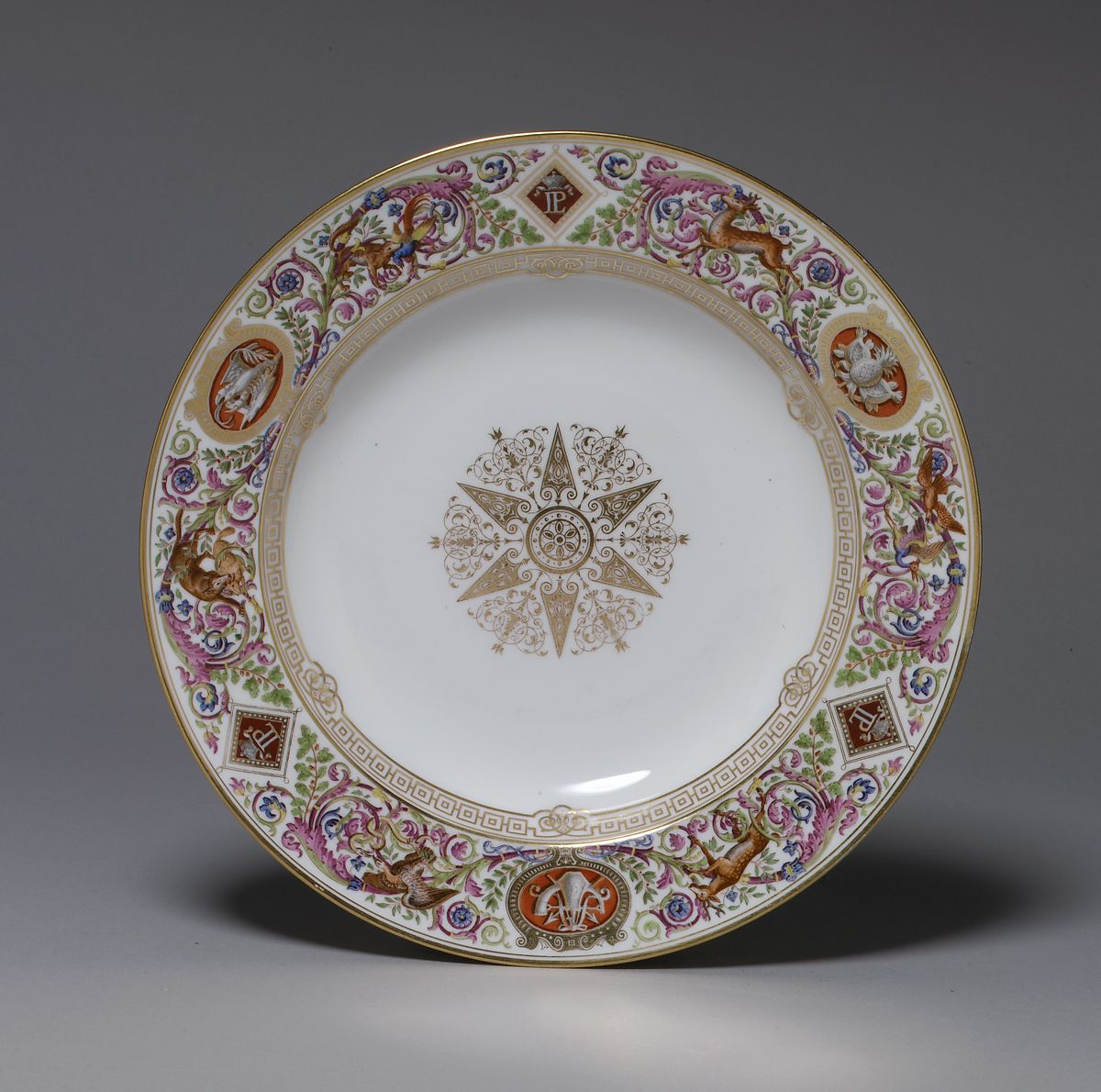 Sèvres Porcelain in the Nineteenth Century Essay The Metr