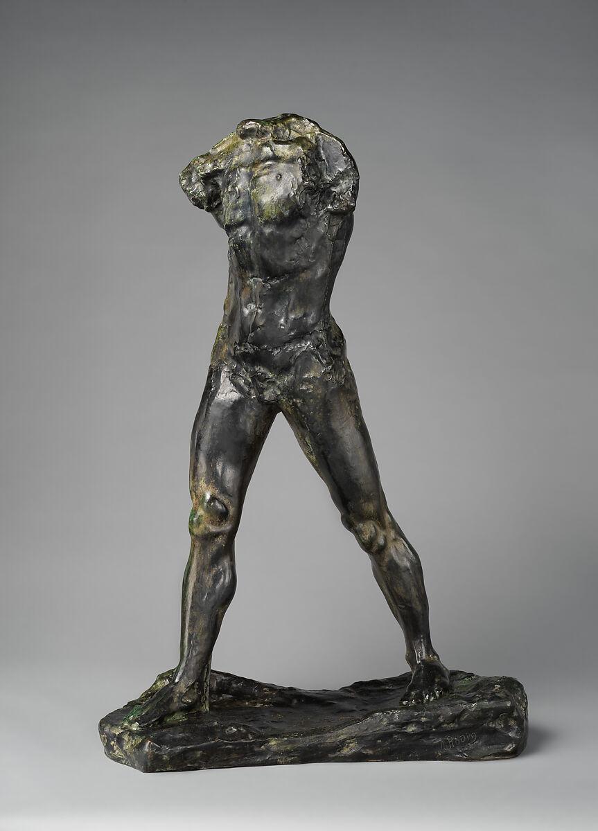Rodin Museum  Collections Object  Saint John the Baptist