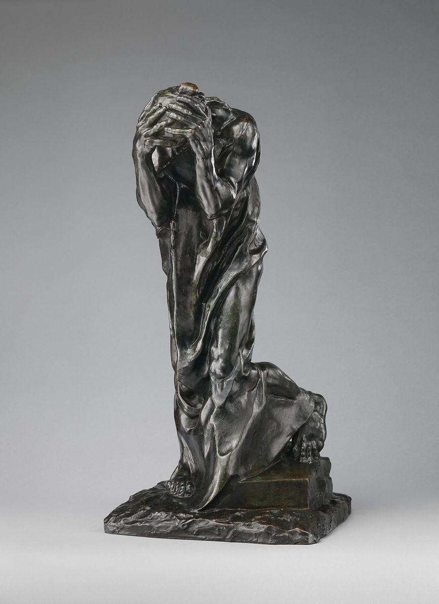 Auguste Rodin | The Weeping Burgher (Andrieu d'Andres) | French | The Met