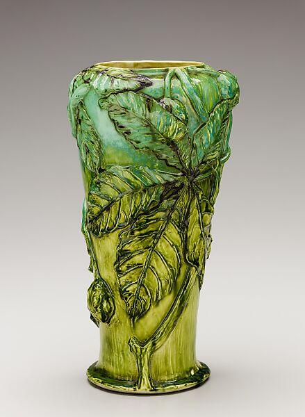 Tiffany Studios Vase American The Met