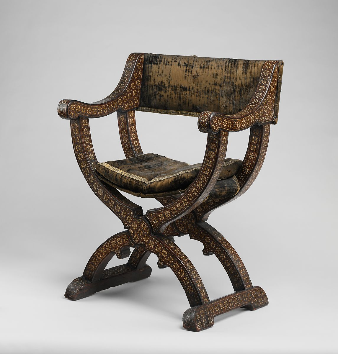 Hip-joint armchair (sillón de cadera or jamuga) | Spanish ...