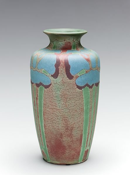 Frederick E Walrath Vase American The Met