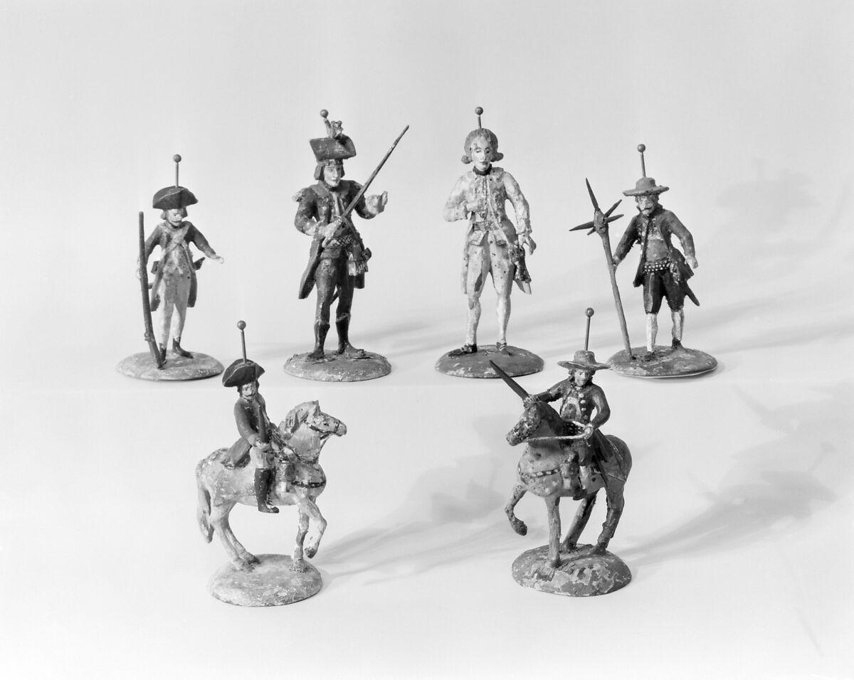 Chessmen (32) | Austrian (South Tyrol, Grödner Tal) | The Met