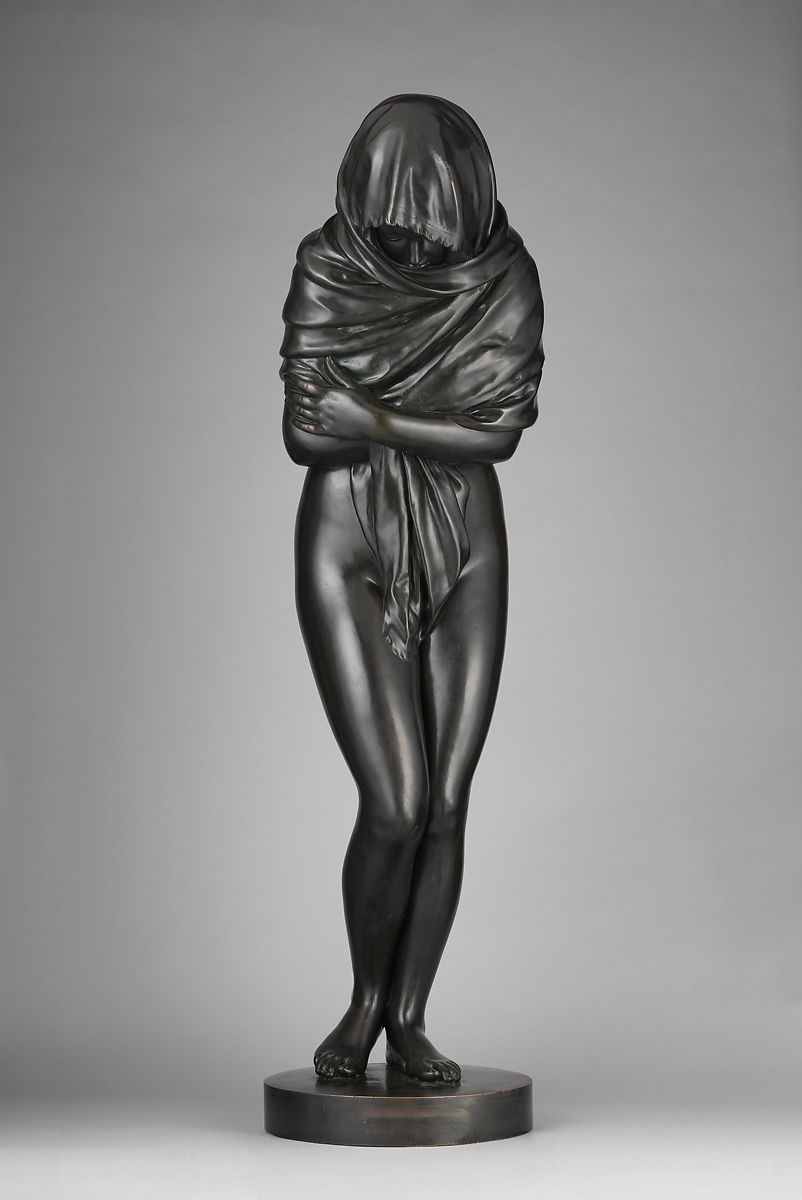 Jean Antoine Houdon | Winter | French, Paris | The Met