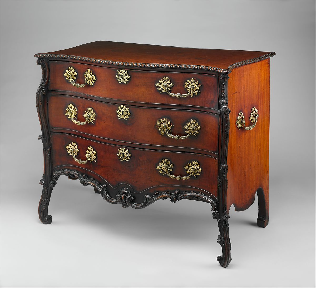Attributed To William Vile Commode British The Met