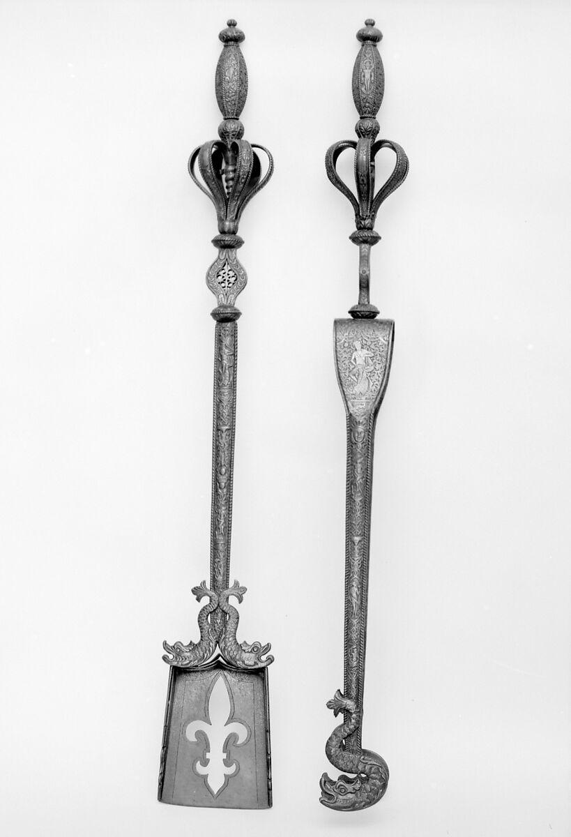 Fire tools | Spanish | The Met