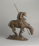 James Earle Fraser | End of the Trail | American | The Met
