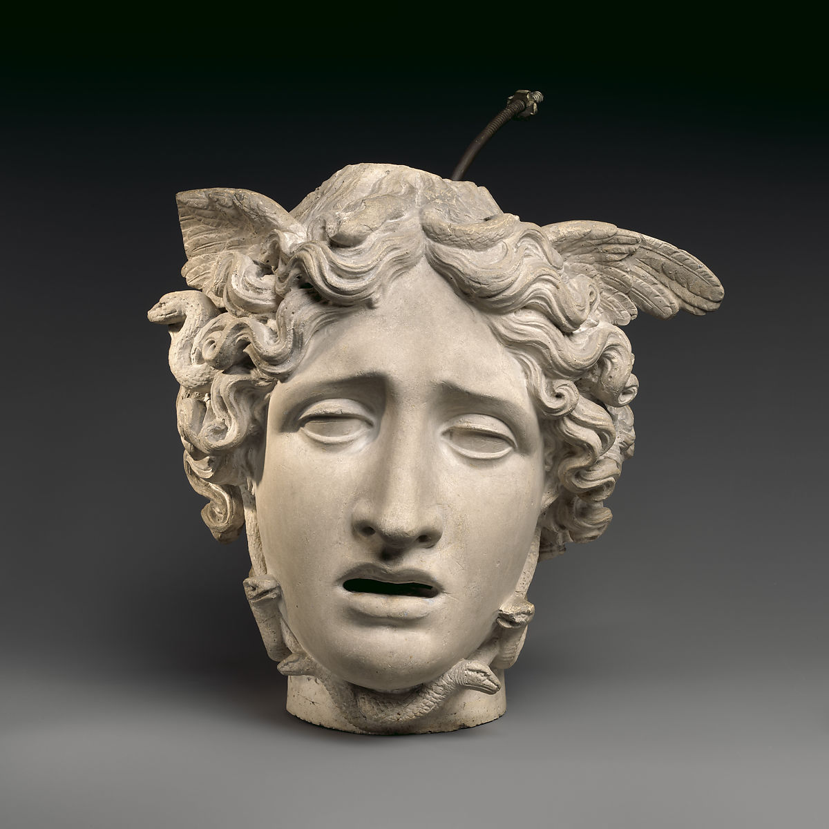 Studio Of Antonio Canova Head Of Medusa Italian Rome