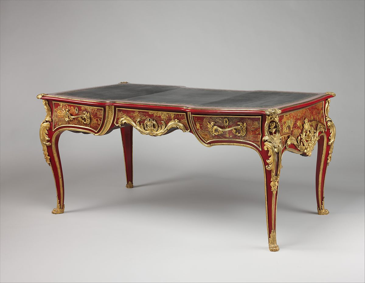 Gilles joubert writing table bureau plat french paris the met