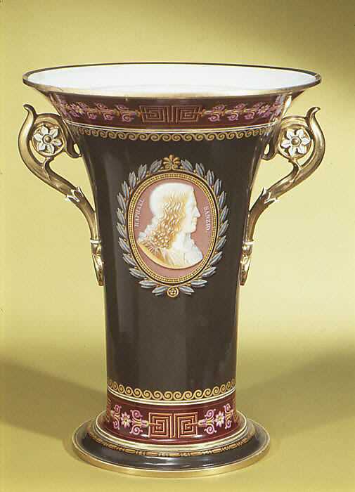 Svres Manufactory Vase Jasmin Japonais French Svres The Met