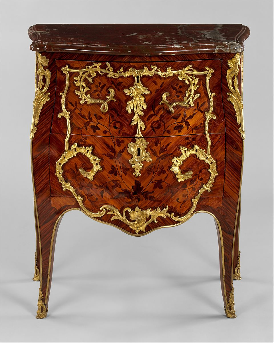 Roger Vandercruse, called Lacroix | Commode | French, Paris | The Met