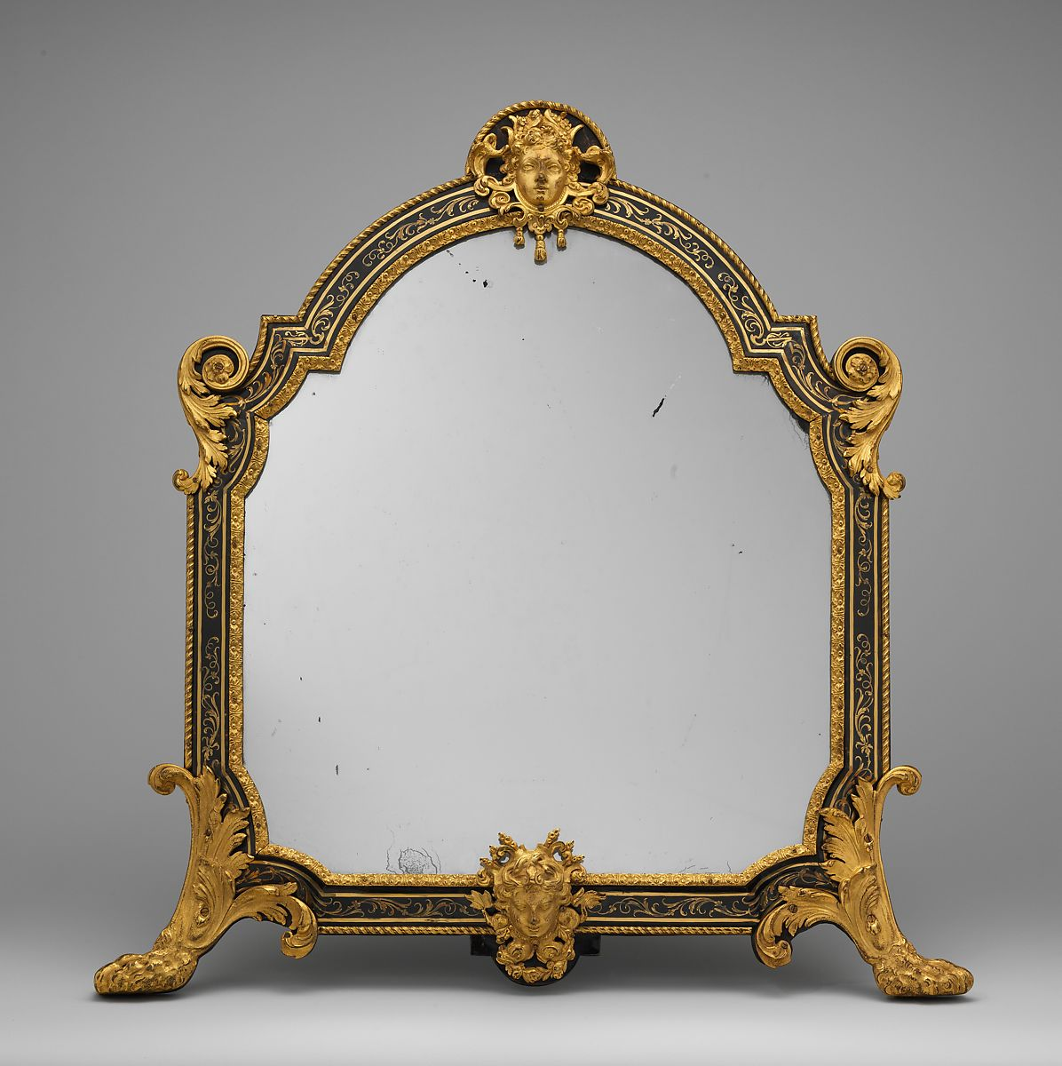 Dressing table mirror | French | The Met
