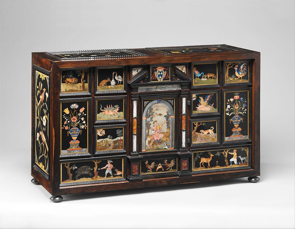 Galleria dei Lavori, Florence | Barberini Cabinet | Italian ...