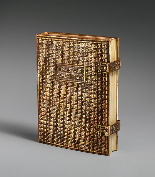 Louis Comfort Tiffany | The Art Work of Louis C. Tiffany (Book) | The Met
