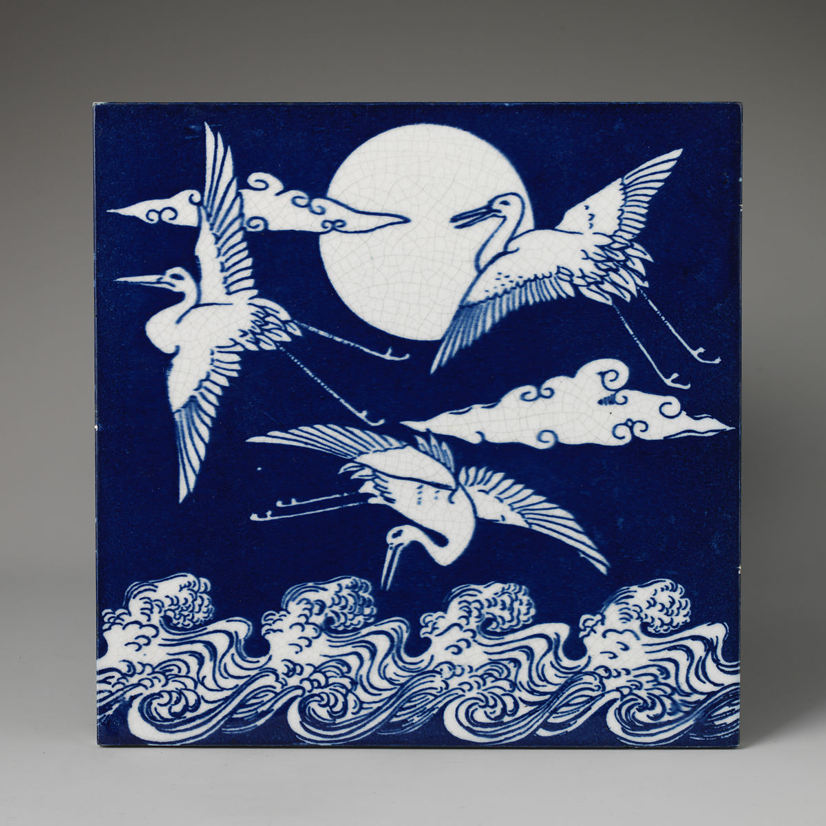 Minton(s) | Tile | British, Stoke-on-Trent, Staffordshire | The Met