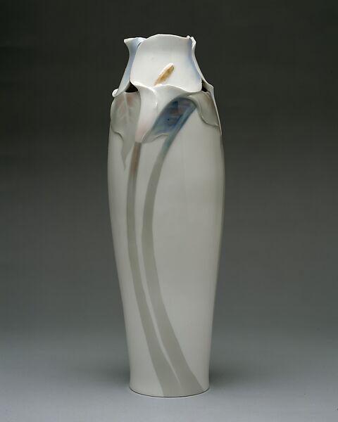 Designed By Nils Emil Lundstrm Vase Swedish Lidkping The Met