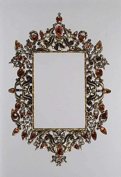 Frame | Spanish or Southern Italian | The Met