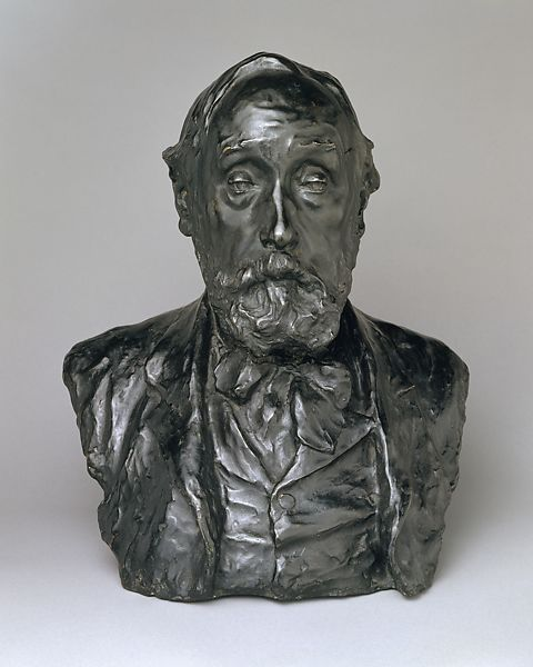 Paul Paulin | Edgar Degas at the age of 72 | French | The Met
